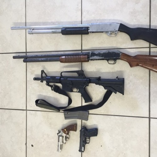 Policial receberá até R$ 1,5 mil por arma apreendida