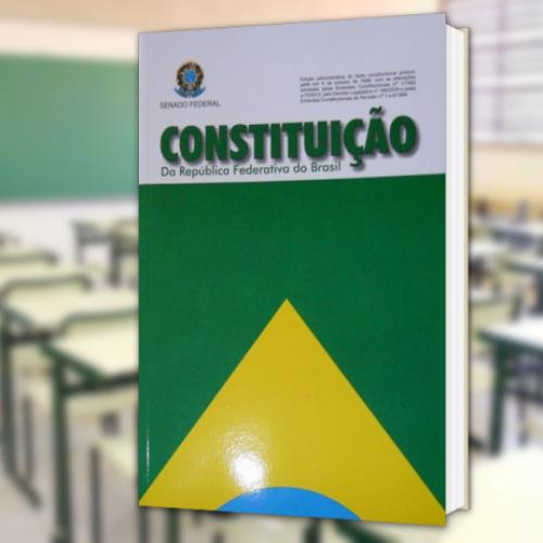 Senado aprova ensino da Constituição em escolas de ensino fundamental e médio