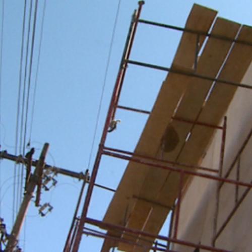Homem morre após descarga elétrica durante o trabalho no litoral do Piauí