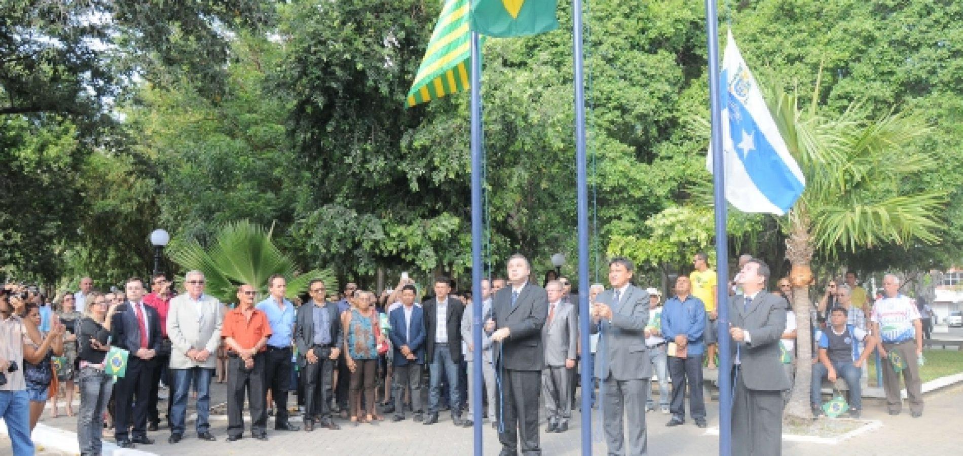 Wellington anuncia filme sobre história da Independência do Piauí