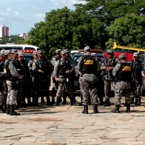 Força Nacional irá atuar dentro dos presídios no Piauí