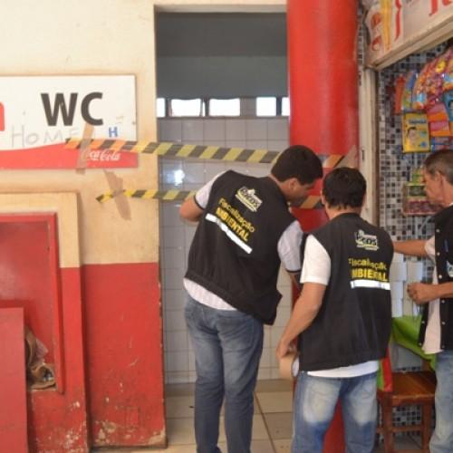 Denúncias levam a interdição parcial da rodoviária de Picos