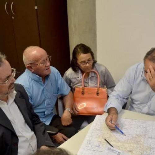Comissão fecha acordos sobre limites territoriais de Jacobina, Patos, Vera Mendes e Aroeira do Itaim
