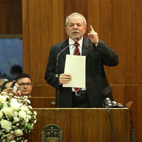 Lula tem maior rejeição e maior certeza de voto para 2018, diz Ibope