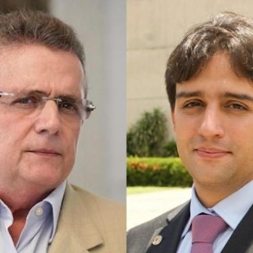 Flávio Nogueira sai e o filho assume secretaria de Turismo