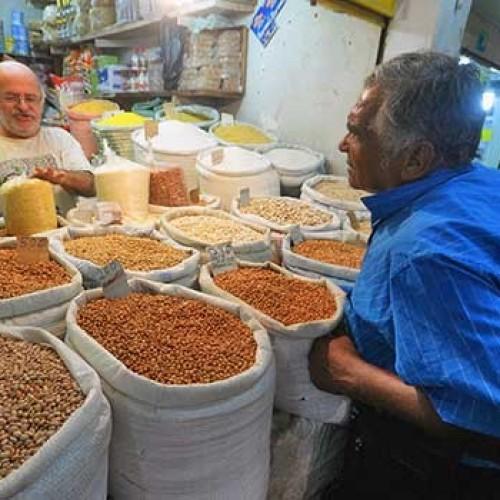 Piauienses sentem aumento do preço do arroz e feijão no mês de outubro