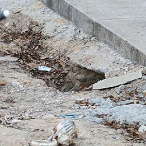 Presos fogem por buraco do vaso sanitário e seis são recapturados