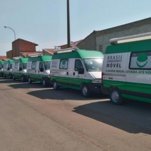 Nove cidades do Piauí recebem unidades móveis de odontologia; veja quais
