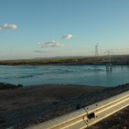 Maior reservatório  do Nordeste tem seca histórica