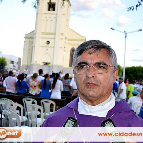Diocese de Picos orienta para cuidados durante missas e a não realização de procissões