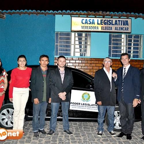 Conquista! Câmara Municipal de Padre Marcos adquire carro novo