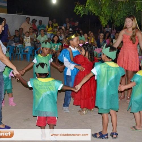 FOTOS   Projeto de Leitura e Escrita da escola de Carquejo em Belém do Piauí