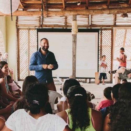 ONG Garupa cria projeto de expedição para a Chapada do Araripe