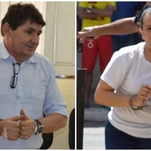 Audiência do ex-prefeito e empregada acusados de matar primeira dama durou mais de 10h