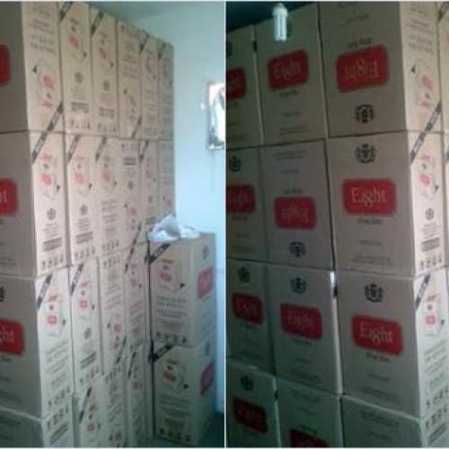 Polícia estoura depósito com R$ 50 mil em cigarros contrabandeados em Picos