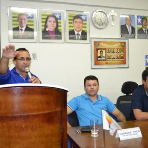 Prefeito interino de São Julião responde a processo na Justiça por furto