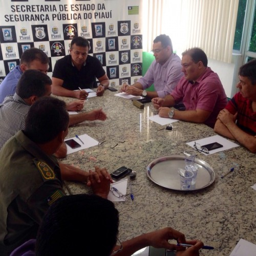 Polícia faz força-tarefa para cumprir mais de 500 mandados de prisão no Piauí