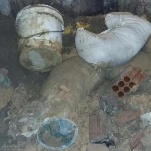 Agentes descobrem escavação e plano de fuga de detentos em presídio
