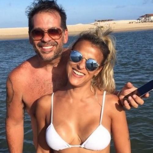 Humorista Leandro Hassum aparece sem camisa em foto e chama atenção; perdeu 45 kg