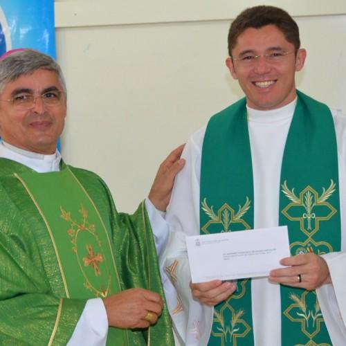 Bispo de Picos emite decreto de missão canônica para referenciais das pastorais