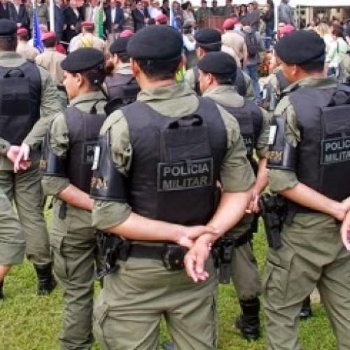 """Policiais fazem operação """"Tolerância Zero"""" e viaturas param na Central"""