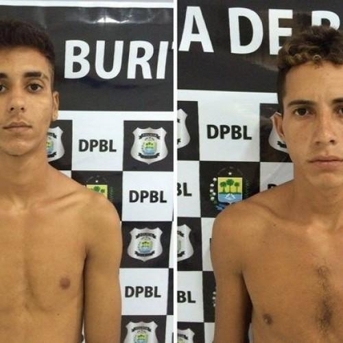 Presos algemados fogem de delegacia do Piauí