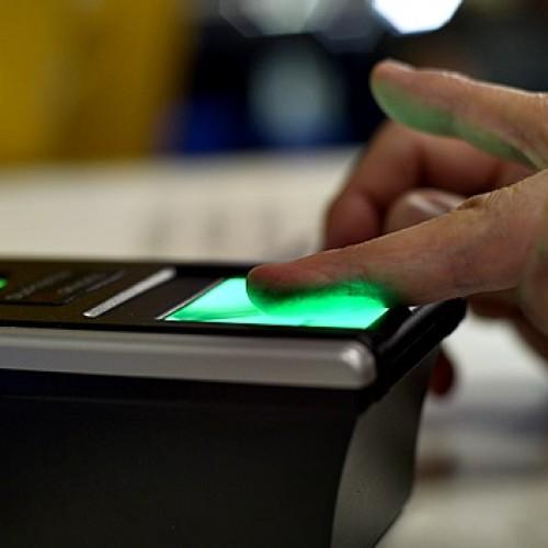 1,5 milhão de eleitores piauienses votará pelo sistema biométrico