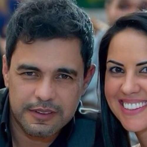 Graciele Lacerda briga com Zezé Di Camargo e namoro entra em crise, diz jornal