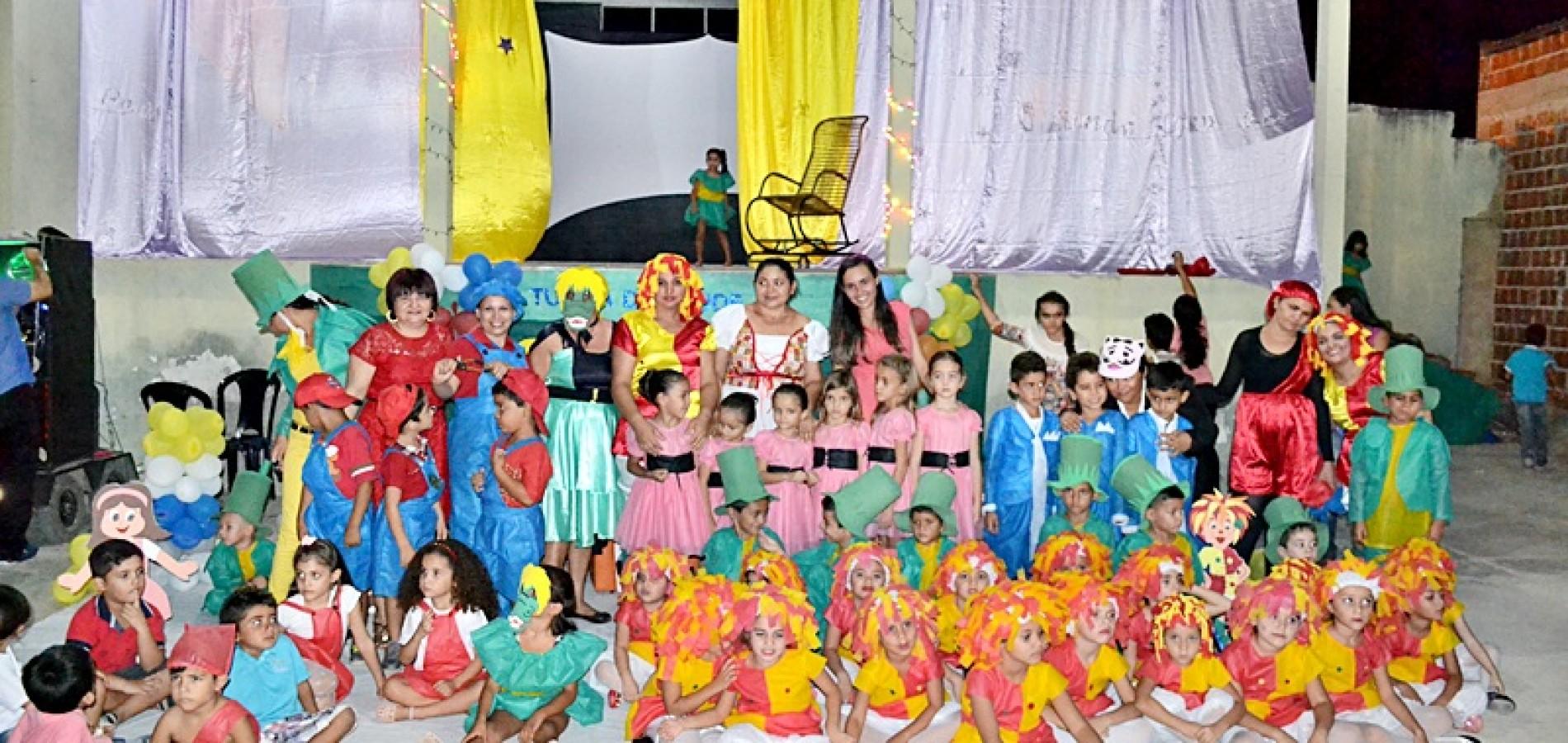 BELÉM   Projeto de literatura infantil encerra com apresentações do Sítio do Pica-pau Amarelo