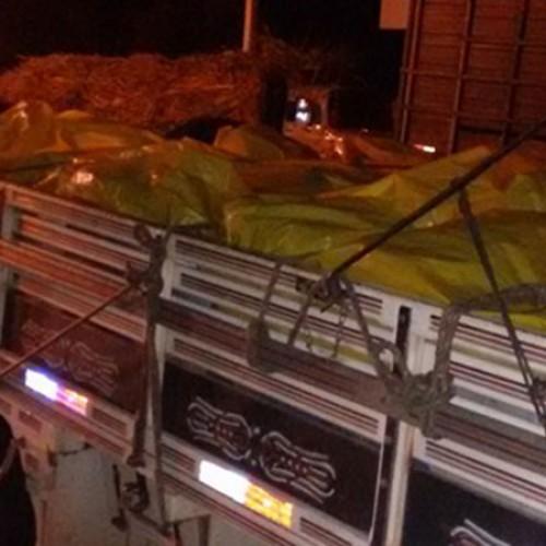 Blitz no interior do Piauí apreende cargas irregulares e carros possivelmente roubados