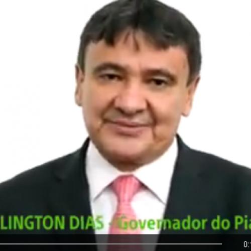 Wellington Dias usa rede social para atacar pedido de impeachment; assista