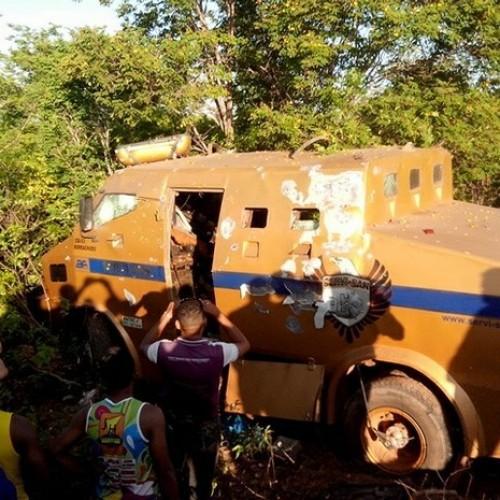 Vereador, estudante de direito e mais 5 são presos por roubos a carros-fortes no Sul do Piauí