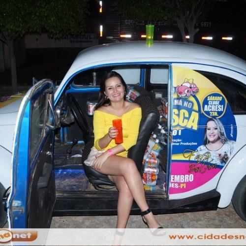FOTOS | Festa 'Vai Tomar no Fusca' em Simões