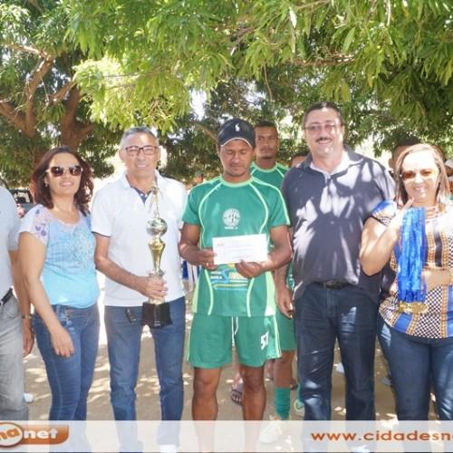 SIMÕES | Sítio Paz realiza torneio de futebol e proporciona lazer à comunidade