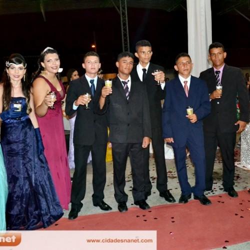PATOS | Escola Comunitária Vereador Pedro Crisanto realiza festa de Colação de Grau;  fotos!