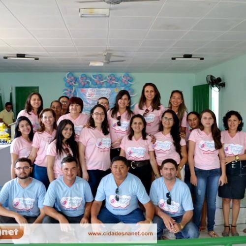 Prefeitura de Belém do Piauí abre oficialmente a II Semana do Bebê; fotos!