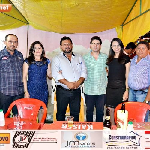 Confira a cobertura fotográfica dos shows de Romim Mata, Caninana e Cristiano Pipow em Belém do PI