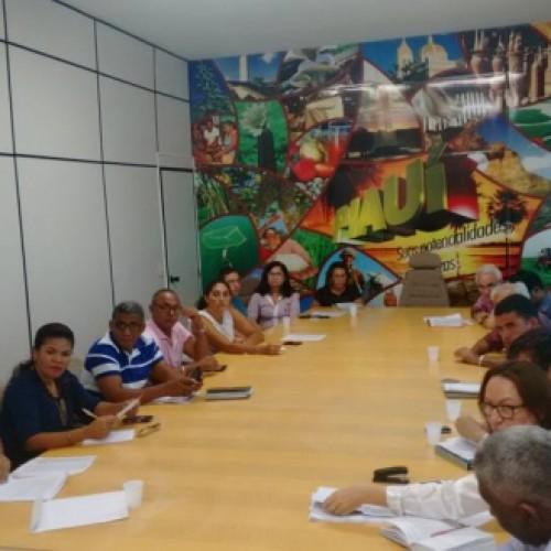 Governo, prefeitos e MDA tratam sobre o pagamento do Garantia Safra