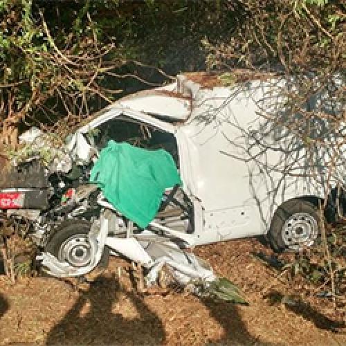Acidentes na BR-343 e BR-020 deixam três pessoas mortas no Piauí