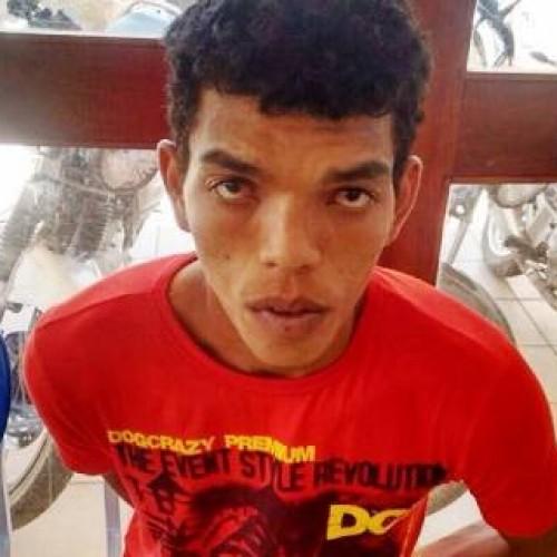 Polícia prende jovem acusado de praticar assaltos no comércio picoense