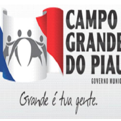 Prefeitura Municipal de Campo Grande do Piauí anuncia programação  do Campeonato Municipal 2016