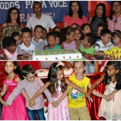JAICÓS | Creches realizam festa de encerramento do ano letivo
