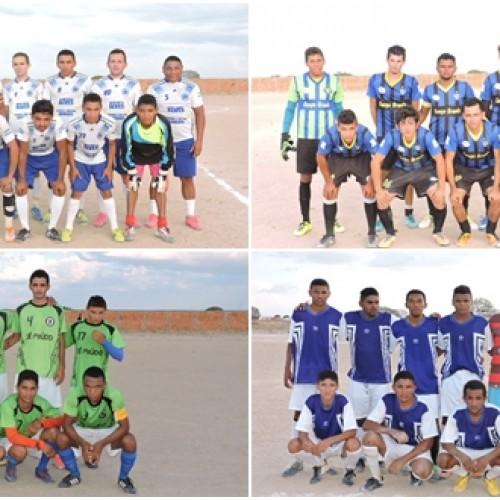 CAMPO GRANDE | Abertura do III Campeonato Municipal de Futebol Amador