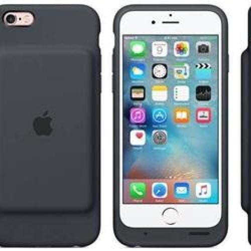 Apple lança capa que faz bateria do iPhone durar 25 horas