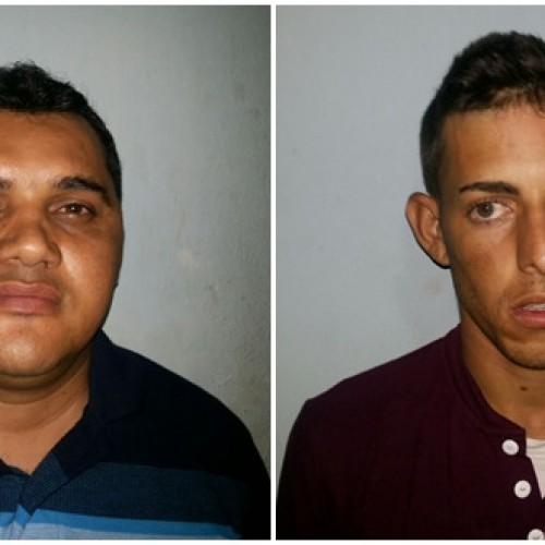 PAULISTANA | Dupla é presa pela Força Tática com 38 papelotes de cocaína