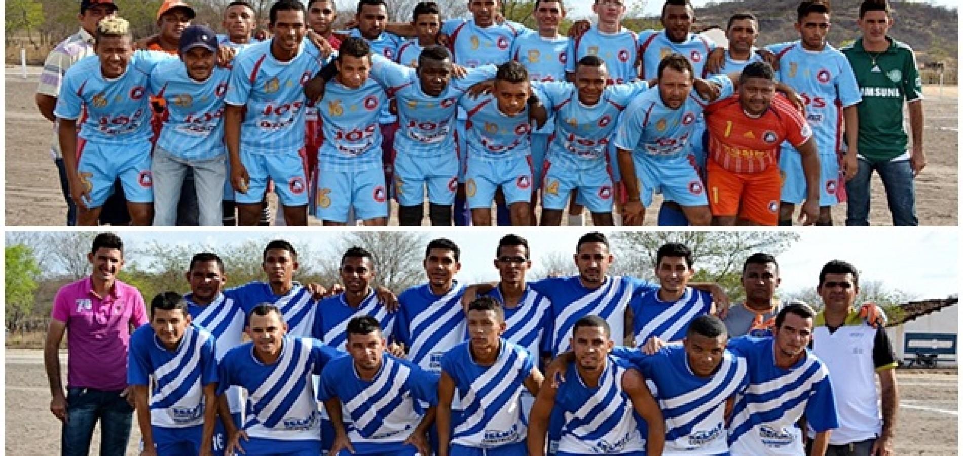 MASSAPÊ | Definidos os finalistas do Campeonato Municipal de Futebol