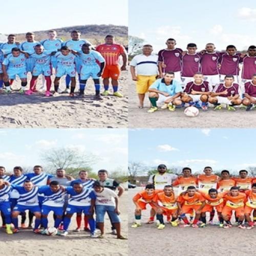 Definidos os semifinalistas do XV Campeonato de Futebol de Massapê do Piauí