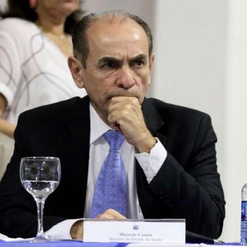 PMDB pressiona e Marcelo Castro resiste em entregar o cargo de ministro