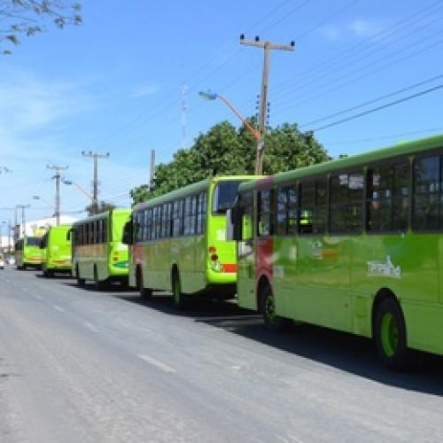 Preço da passagem de ônibus aumenta de R$ 2,50 para R$ 2,83 em Teresina