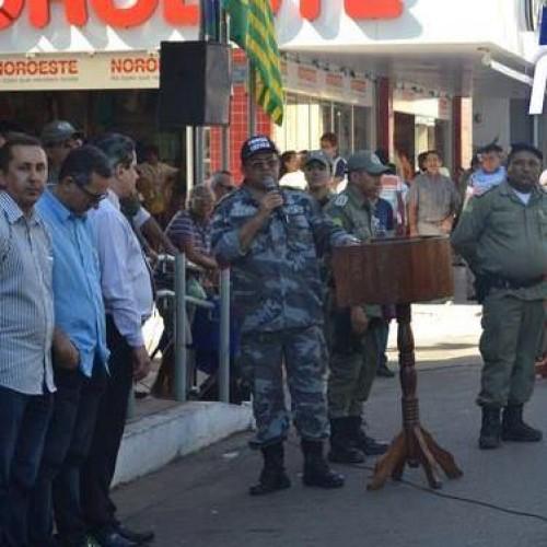 PM lança operação para coibir ação criminosa em Picos